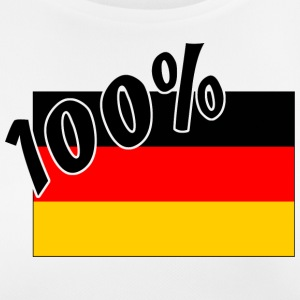100 % German Germany Flag - Women's Breathable T-Shirt
