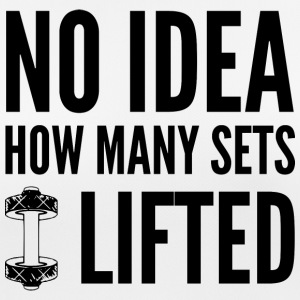 No idea how many sets i lifted - Frauen T-Shirt atmungsaktiv