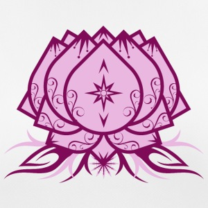 Lotus Flower, Yoga, floral, buddhism, symbol, star - Women's Breathable T-Shirt