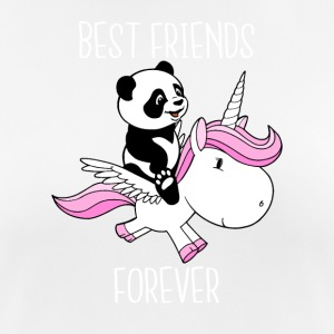 Best friends forever - Women's Breathable T-Shirt