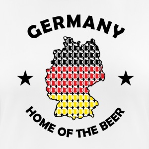 Home of the Beer - Women's Breathable T-Shirt