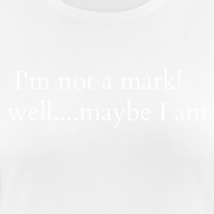 mark - Women's Breathable T-Shirt