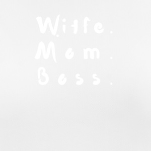 Wife Mom Boss - Women's Breathable T-Shirt
