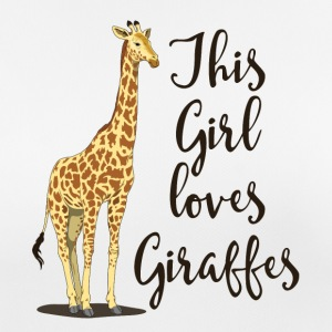 I like giraffes v2 - Women's Breathable T-Shirt