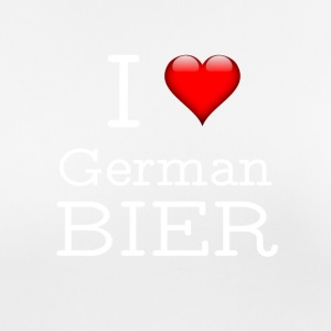 I Love German Beer - Women's Breathable T-Shirt