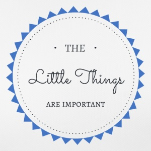 The little Things are important - Frauen T-Shirt atmungsaktiv