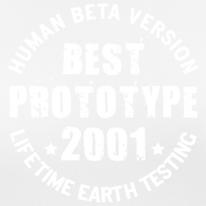 2001 - The birth year of legendary prototypes - Women's Breathable T-Shirt