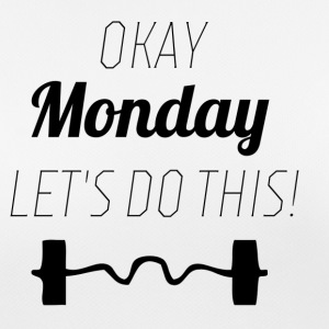 Monday Let's Do This - Women's Breathable T-Shirt