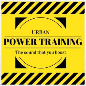 URBAN POWER TRAINING - vrouwen T-shirt ademend