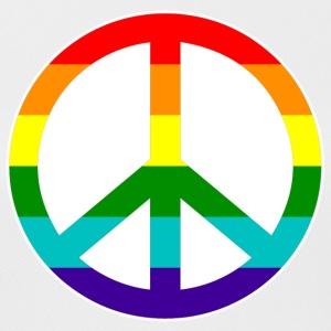 Ordina online magliette con tema arcobaleno spreadshirt - Arcobaleno a colori e stampa ...