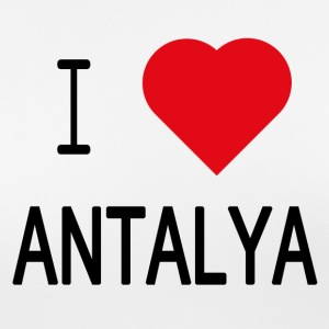 I Love Antalya - Women's Breathable T-Shirt