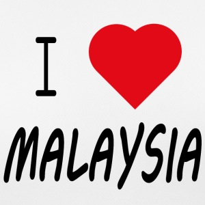 I Love Malaysia - Women's Breathable T-Shirt