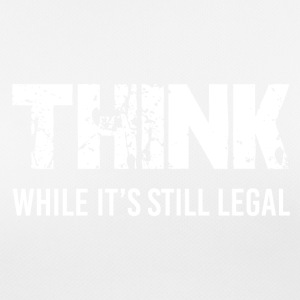 THINK LEGAL - Pustende T-skjorte for kvinner