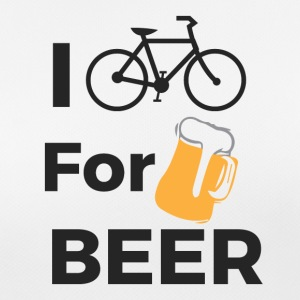 I CYCLE FOR BEER - Frauen T-Shirt atmungsaktiv