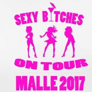 SEXIGA BICHTES on Tour - Andningsaktiv T-shirt dam