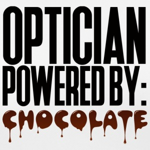 Optiker: Optician powered by: Chocolate - Frauen T-Shirt atmungsaktiv