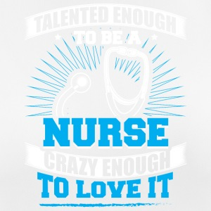 TALENTED nurse - Women's Breathable T-Shirt