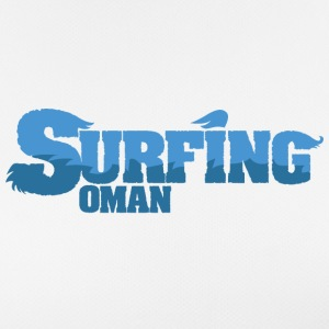 OMAN Surfing Water Country - Andningsaktiv T-shirt dam