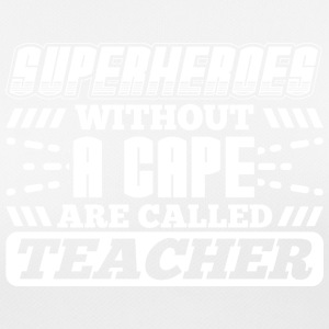 SUPERHEROES TEACHER - Women's Breathable T-Shirt