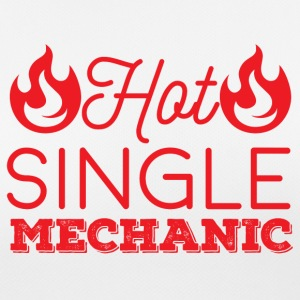 Mechanic: Hot Single Mechanic - Women's Breathable T-Shirt