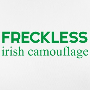 Ireland / St. Patrick's Day: Freckless Irish Camou - Women's Breathable T-Shirt