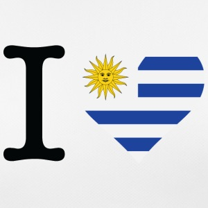 I Love Uruguay - Women's Breathable T-Shirt