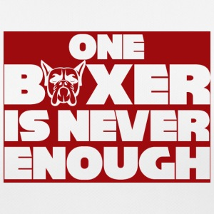Chien / Boxer: Boxer One Is Never Enough - T-shirt respirant Femme