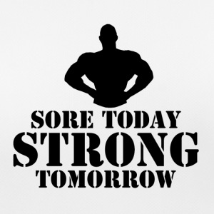 Sore Today, Strong Tomorrow - Women's Breathable T-Shirt