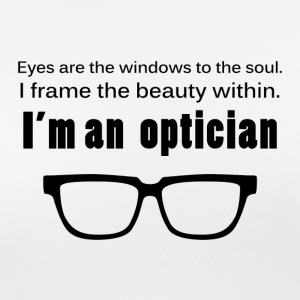 Optiker: Eyes are the windows to the soul. I frame - Frauen T-Shirt atmungsaktiv