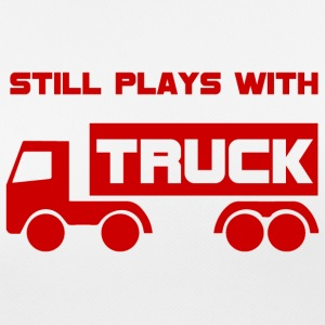 Mechanic: Still plays with Truck. - Women's Breathable T-Shirt