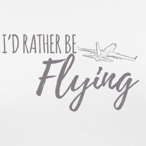 Pilot: I'd rather be flying. - Women's Breathable T-Shirt