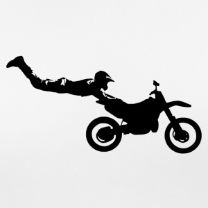 stuntman dirt bike - Frauen T-Shirt atmungsaktiv