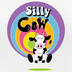 Silly cow - Women's Breathable T-Shirt