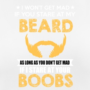 BEARD - I wont get mad - Women's Breathable T-Shirt