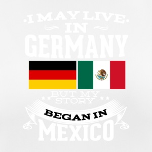 Mexico !! - vrouwen T-shirt ademend