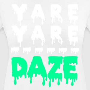 Yare Yare Daze - Women's Breathable T-Shirt