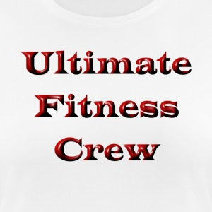 Ultimate Fitness Crew - T-shirt respirant Femme