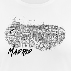Madrid - City - City - Women's Breathable T-Shirt