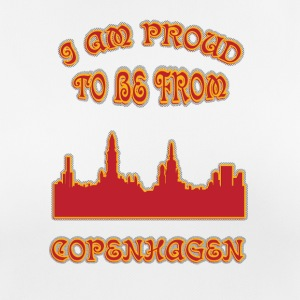 COPENHAGEN I am proud to be from - Women's Breathable T-Shirt