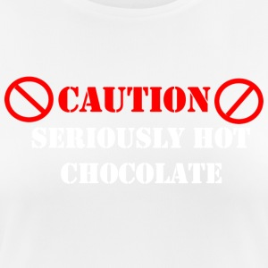 HOT CHOCOLATE - Women's Breathable T-Shirt