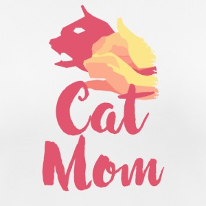 Cat Mom Catmamas Catfan Catmutti gift - Women's Breathable T-Shirt