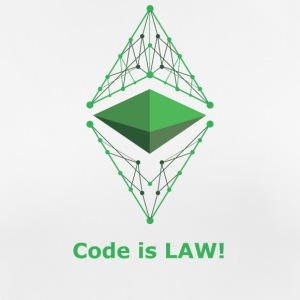 Ethereum Classic - Code is LAW! - Women's Breathable T-Shirt
