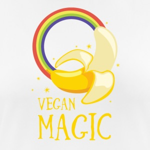 Vegan Magic - Frauen T-Shirt atmungsaktiv