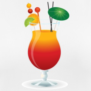 Summer Cocktail Time! - vrouwen T-shirt ademend