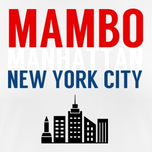 Mambo Manhattan New York City - Danceshirts - Frauen T-Shirt atmungsaktiv