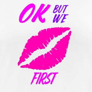 Kiss First girls neon - T-shirt respirant Femme