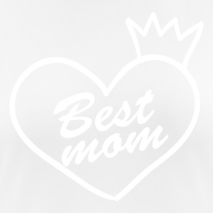 Best mom - Women's Breathable T-Shirt