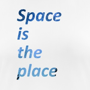 Space is the place - Women's Breathable T-Shirt