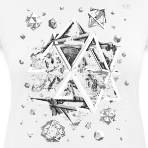 Stars - Women's Breathable T-Shirt