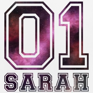 Sarah's name - Women's Breathable T-Shirt